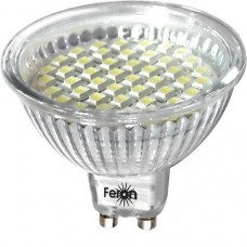 Лампа светодиодная Feron LB-24 MR16 LED44 3W G5.3 230V 6400K (шт.)