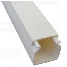 Кабель-канал самокл. 25*16мм 2м белый AK TRADE 12542 (шт.)