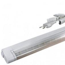 Светильник LWL-2001-26DL 26LED 220B 5W с сетевым проводом (шт.)