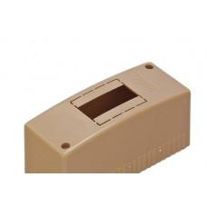 Бокс ОП Тусо 2м IP30 Рувинил 68022К коричн. (шт.)