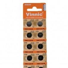 Батарейка Vinnic 1154 G13 бл/10 (шт.)