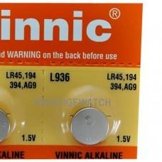 Батарейка VINNIC G10 бл/10 (шт.)