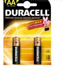 Эл. пит. Duracell LR6 Basic BP2 (шт.)