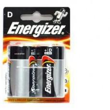 Эл. пит. Energizer LR20  BP2 (шт.)