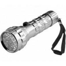 Фонарь светодиодн. М3721-Е-LED 21хLED 3хААА металл Космос (шт.)