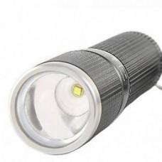 Фонарь Яркий луч Т2 Focus алюмин. корпус, светодиод 1W, фокусировка луча, на 1хАА (шт.)