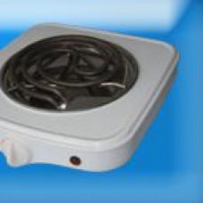 Плитка электрическая ЭПНС 1001 ТЭН, Гомель, 1кВт, 1 конф.,чаша из нерж.стали, поверх. эммалирован. (шт.)