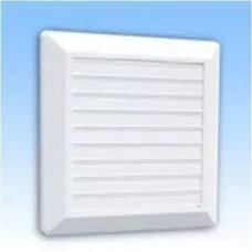 Решетка вентиляционная HARDI 14х14 фиксирующ. наружн. жалюзи с сеткой 01001 (шт.)