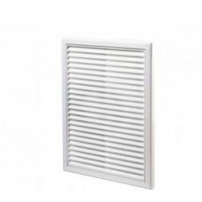 Решетка вентиляционная HARDI 15х20 FLAT 07411 (шт.)