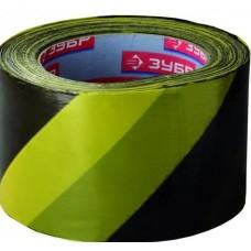Лента сигнальная , желто-черная, 70х200 (12242-70-200) (шт.)