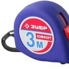 Рулетка ЗУБР Комфорт 3мх16мм (34016-3) (шт.)