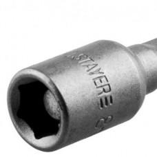 Бита с торцовой головкой сталь S2. 8мм 1111-8 (шт.)
