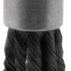 Корщетка-венчик 28мм витая (шт.)