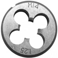 Плашка метрическая, легир.сталь 3х0,5мм (шт.)