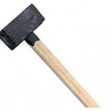 Кувалда 7000г , литая головка, дерев. ручка (10978) (шт.)