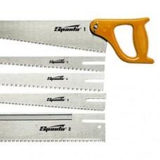 Ножовка по дереву 350мм,5 сменных полотен,пластик.рукоятка (шт.)
