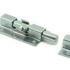 Шпингалет ШП-40 серый метал. (шт.)