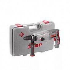 Перфоратор ЗУБР SDS-plus. ,БЗП, в компл., металл корпус редуктора, 800Вт, кейс (шт.)