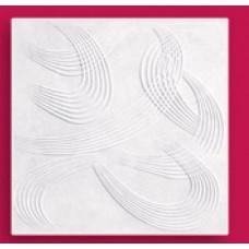 Плитка потолочная Норма 2 классик в упаковке 2 кв.м (уп.)