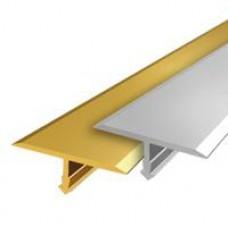 Т-обр. угол 1,8м золото ут34.3 (шт.)