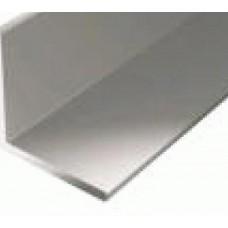 Угол 50х50 00  аллюминий, 3,0м (шт.)