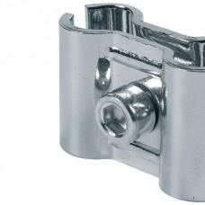 Соединитель трубы d25мм и двух панелей-сеток (шт.)