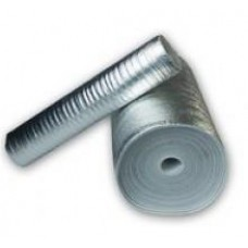 Теплоизофол НПЭ 5мм самоклеящийся (металлизирован.) 1мх25м2 (п/м)