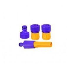 Набор для подключения шланга 3/4 (распылитель,3 адаптера к распылителю) (шт.)