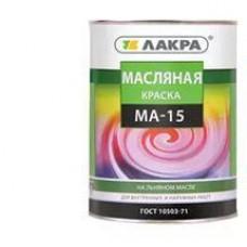 "Краска МА-15 ""Лакра"" голубой 0,9кг. (шт.)"