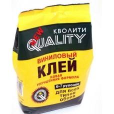 Клей обойный QUALITI спец. виниловый 200г. (шт.)