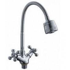 L4319-3 (смеситель для кухни+ гиб.нос) (шт.)
