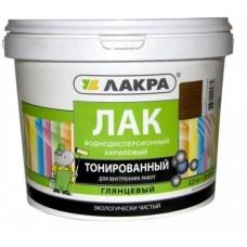 Лак в/д тонированный Рябина  2,5кг. Л-С (шт.)