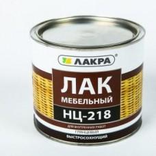 Лак НЦ-218 0,7 кг/Лакра (шт.)