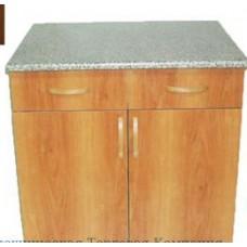 Рабочий стол 80 ольха (2 ящика)