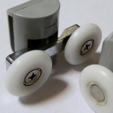 Комплект роликов д/душев кабины д25мм 50251АВ-25